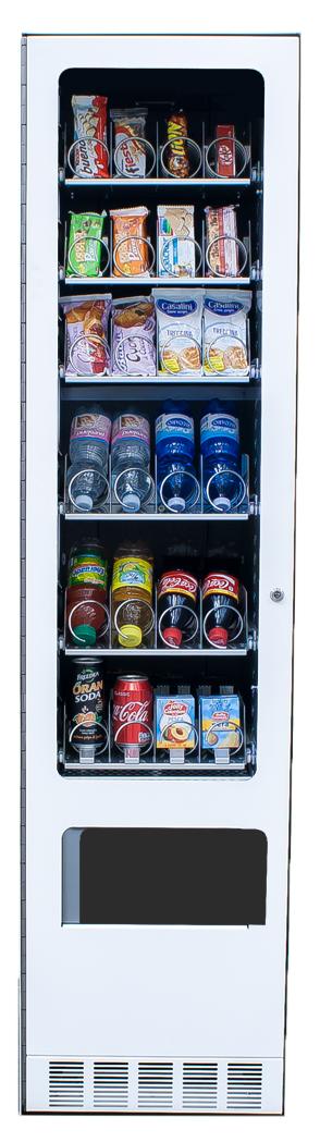 Distributore per Snack e Bibite